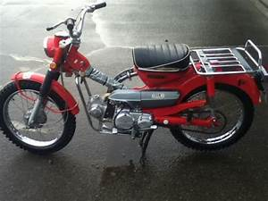 Interesting Cl Ad For Trail 90 - Honda Trail