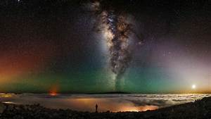 Milky Way Full HD Wallpaper and Background Image ...
