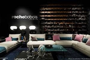 awesome roche bobois roma photos ubiquitousforeignerus With canape cuir roma