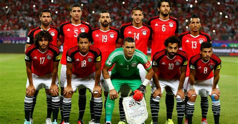 FIFA 2018 World Cup qualifiers: Egypt aim to end 28-year ...