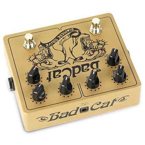 Bad Cat Siamese Drive « Effektgerät Egitarre