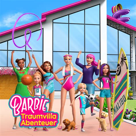 Barbie meerjungfrau ausmalbilder barbie traumvilla. Barbie - Traumvilla Abenteuer - Kinderserie   TOGGO Eltern