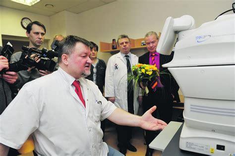 Ventspilī atklāj modernu Kurzemes acu centru - Veselība ...
