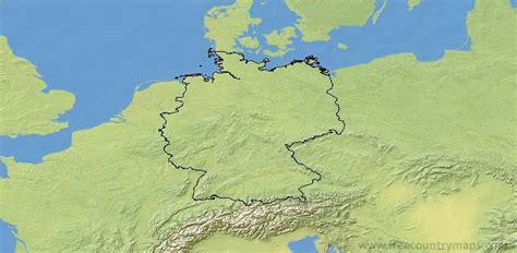 So entstehen und leben digitale marken, über die. Outline maps of Germany : Vector and gif map for YouTube