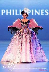 MJ LASTIMOSA IN A FILIPINIANA COSTUME | PHILIPPINES ...
