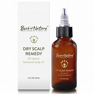 Best Of Nature Dry Scalp Oil Dry Scalp Oil Dandruff