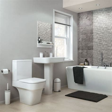 Bathrooms   Bathroom Suites, Furniture & Ideas   DIY at B&Q