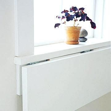 Window Sill Extension by The World S Catalog Of Ideas