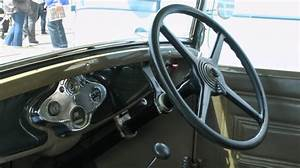 1930 Ford Model A Steering Wheel Free Stock Photo