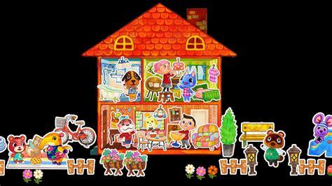 Animal Crossing Happy Home Designer Wallpaper - happy home designer wallpaper ftempo