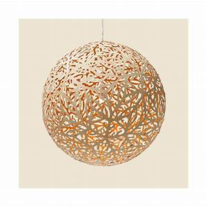 Suspension En Bois : sola lampe en bois naturel ou int rieur orange collection centre pompidou disponible en ligne ~ Teatrodelosmanantiales.com Idées de Décoration