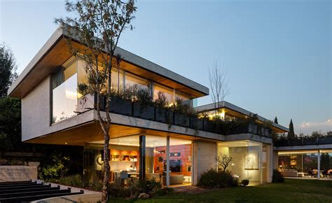 VGZ Arquitectura's latest house design in Mexico City