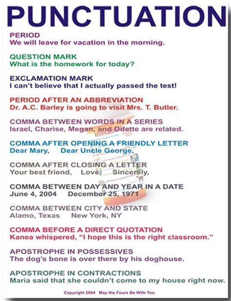 Basic Punctuation Worksheets Pdf  Punctuation Worksheets