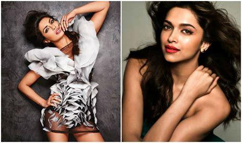 priyanka chopra accidentally reveals deepika padukones