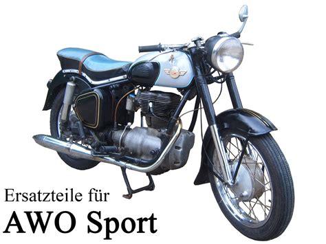 sport awo kaufen ddr motorrad ersatzteile mz etz ts es bk rt iwl emw awo simson