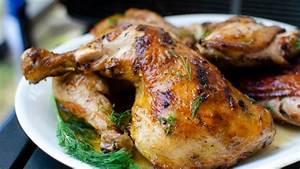 garlic grilled chicken thighs