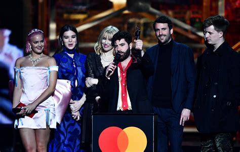 winners   brit awards  nme