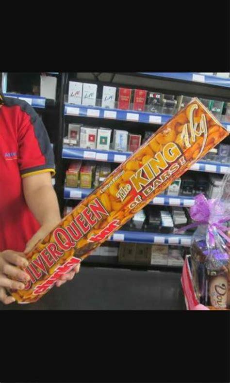 contoh iklan coklat silver queen  bahasa inggris