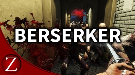 killing floor 2 berserker berserker killing floor 2 pc multiplayer gameplay youtube