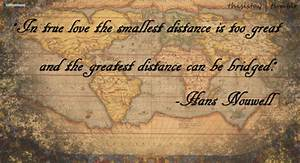 long distance quotes on Tumblr
