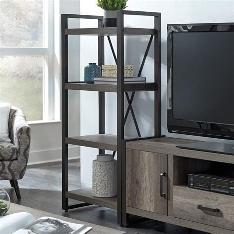 liberty furniture tanners creek contemporary pier unit