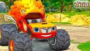 Blaze And The Monster Machines Nickelodeon Junior Blaze