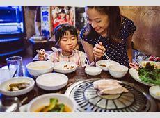 Korean Dinner Table Manners Rules of Dining Etiquette
