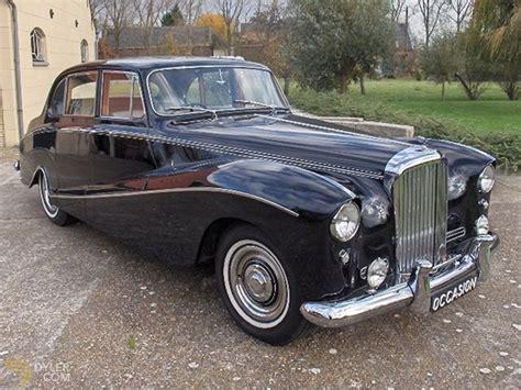 Classic 1959 Bentley S1 Hooper Saloon For Sale #2170
