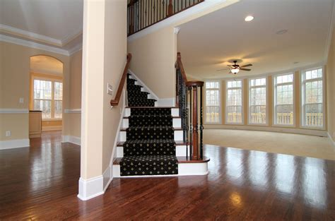 bedroom home plan  basement raleigh stanton homes