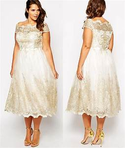 plus size mother of the bride dresses tea length quotes With plus size tea length wedding dress