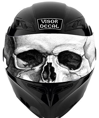 V25 Skull Visor Tint Decal Graphic Sticker Helmet Fits. Creative Art Murals. Manic Depression Signs. Attack On Titan Logo. Scoll Banners. Ashkenazi Lettering. Kid Website Banners. Safety Orientation Stickers. Spiral Murals