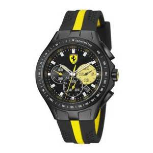 Ferrari Yellow Watch