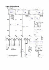 2003 Honda Odyssey Wiring Diagram