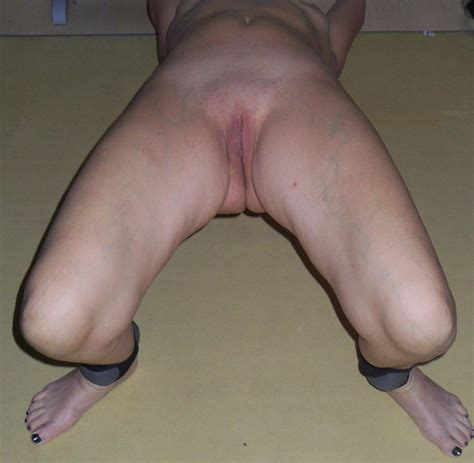 003 In Gallery My Shaved Wet Mature Pussy Picture 3