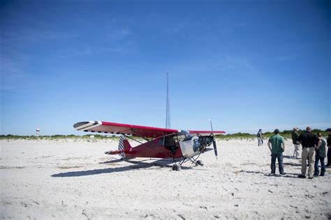 Plane thief went on Jersey Shore joyride, ditched craft on ...