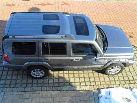 familienauto 7 sitzer jeep commander overland top suv familienauto 7 die