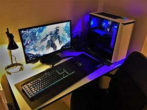 My, New, Gaming, Setup, Battlestations