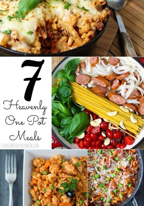 easy one pot dinners 1000 images about one pot dinners on pinterest italian pasta healthy chicken recipes and