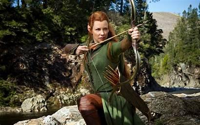 Lilly Evangeline Hobbit Tauriel Widescreen Resolutions 1280