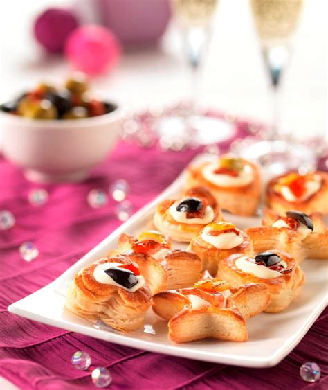 Party Food  Primula Vol Au Vents  In The Playroom