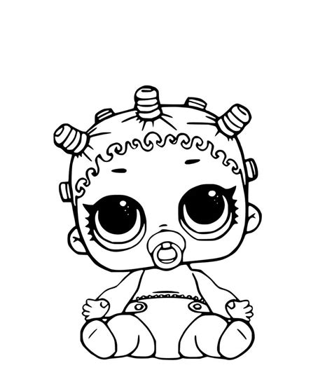 cuisines pez free printable lol dolls coloring pages