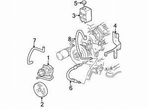 Pontiac Firebird Power Steering Reservoir Hose