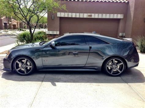 purchase   cadillac cts  coupe  hpshow car