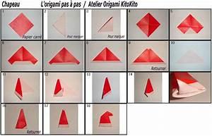 Origami Facile Noel : origami noel facile avec origami facile a faire pour noel ~ Melissatoandfro.com Idées de Décoration