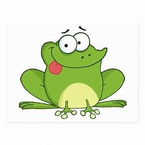 Frosch Bilder Lustig : frosch cartoon charakter der heraus seine zunge postkarte zazzle ~ Whattoseeinmadrid.com Haus und Dekorationen