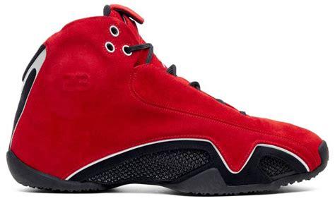Air Jordan 21 Og Red Suede Air Jordan 313495 602 Goat