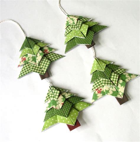 la guirlande origami est une d 233 co chouette pour vos int 233 rieurs