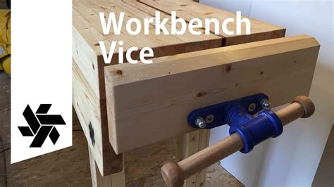 woodworking bench part   vise finish youtube