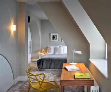 Schlafzimmer Mit Dachschräge Gestalten by Schlafzimmer Mit Dachschr 228 Ge Gestalten 25 Wohnideen