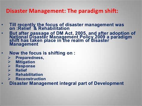emergency management preparedness